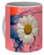 Daisy Swirls 1 Coffee Mug