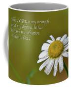 My Strength Coffee Mug