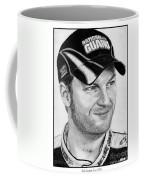 Dale Earnhardt Jr In 2009 Coffee Mug