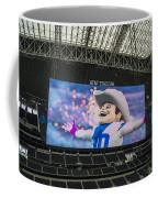 Dallas Cowboys Rowdy Coffee Mug