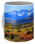 Dallas Divide Coffee Mug