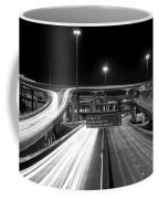 Dallas High Five Bw Coffee Mug