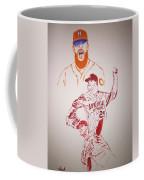 Dallas Keuchel Coffee Mug