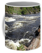 Dalles Rapids French River I Coffee Mug