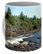 Dalles Rapids French River Ontario Coffee Mug
