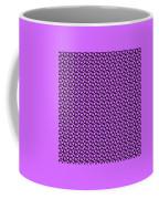 Dalmatian Pattern With A Black Background 30-p0173 Coffee Mug