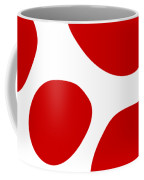 Dalmatian Pattern With A White Background 02-p0173 Coffee Mug