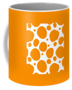 Dalmatian Pattern With A White Background 03-p0173 Coffee Mug