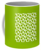 Dalmatian Pattern With A White Background 09-p0173 Coffee Mug