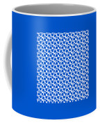 Dalmatian Pattern With A White Background 18-p0173 Coffee Mug