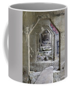 Dam Above Garwin Falls, Wilton, Nh Coffee Mug