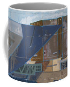 Dam Museum Coffee Mug by Erin Fickert-Rowland