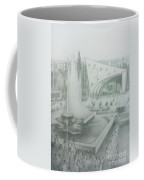Damascus Coffee Mug