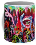 Damnation Of The Evil Coffee Mug