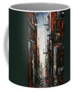 Damp And Cold Coffee Mug