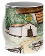 Dan Lawson Barn Coffee Mug
