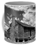 Dan Lawson Place With Brick Chimney Coffee Mug