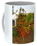 Dana Point Garden  Coffee Mug
