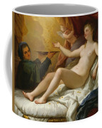 Danae Coffee Mug by Paolo di Matteis