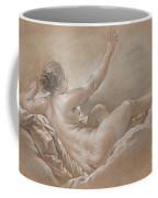 Danae Receiving The Golden Shower Coffee Mug