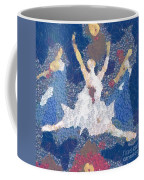 Dance Abstract In The Mix Coffee Mug