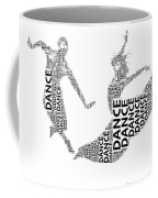 Dance Beauty Coffee Mug