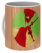 Dance Circle Coffee Mug by Ikahl Beckford