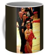 Dance Contest Nr 04 Coffee Mug