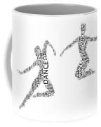Dance Duo Coffee Mug