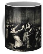 Dance In A Madhouse Coffee Mug