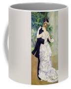 Dance In The City Coffee Mug by Pierre Auguste Renoir