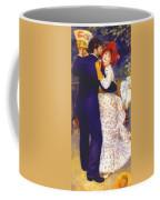 Dance In The Country 1883 1 Coffee Mug