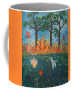 Dance Of The Dragonfly. / The Best Is Yet To Come. Coffee Mug
