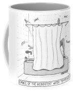 Dance Of The Inconsistent Water Temperature  Coffee Mug