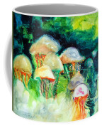 Dance Of The Jellyfish Coffee Mug