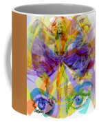 Dance Of The Rainbow  Coffee Mug