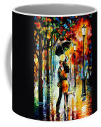 Dance Under The Rain Coffee Mug