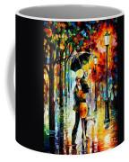 Dance Under The Rain Coffee Mug