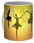 Dance With Us Into The Light Coffee Mug
