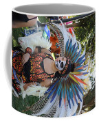 Dancer Day Of The Dead II Coffee Mug