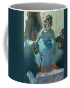 Dancer In Her Dressing Room Coffee Mug
