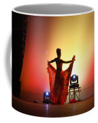 Dancer In The Shadows Coffee Mug