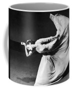 Dancer Martha Graham Coffee Mug