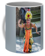 Dancer Of Bali Coffee Mug