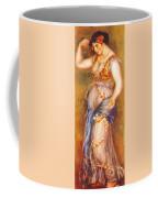 Dancer With Castanettes 1909 Coffee Mug