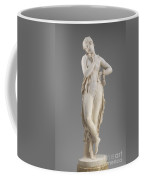 Dancer With Finger On Chin Coffee Mug
