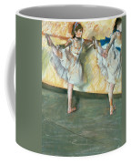 Dancers At The Bar Coffee Mug