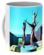 Dancing At Sea Ranch Coffee Mug