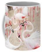 Dancing Beak To Beak Coffee Mug