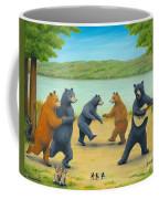 Dancing Bears Coffee Mug